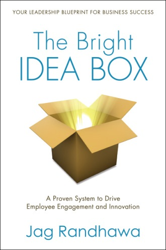 The Bright Idea Box, by Jag Randhawa